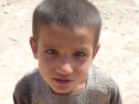 Young boy of about Harry's age, Rahim
