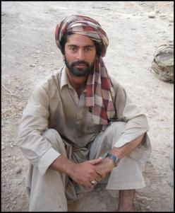 Taliban suspect, Northern Dashte