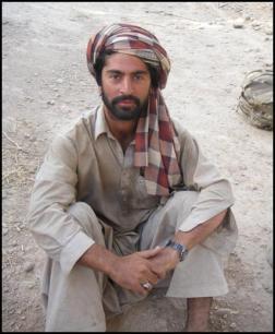 Taliban suspect, Northern Dashte