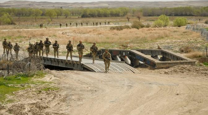 Did the UK leave Helmand too soon?