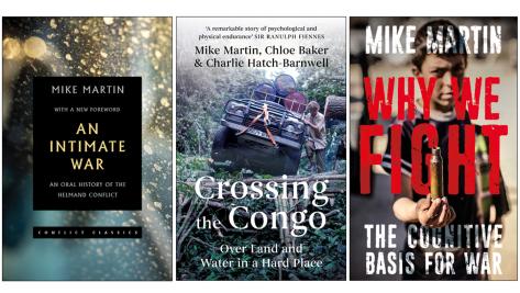 Mike Martin books