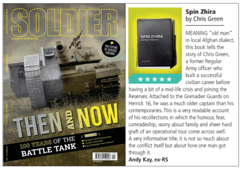 Soldier Review