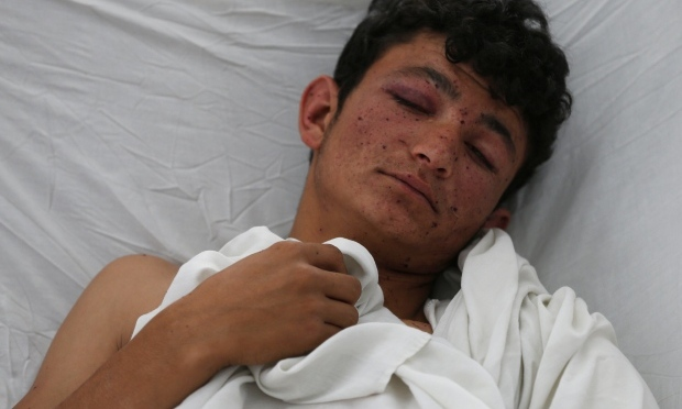 Spare a thought for Kabul students