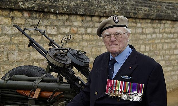 Major Joe Schofield, MBE