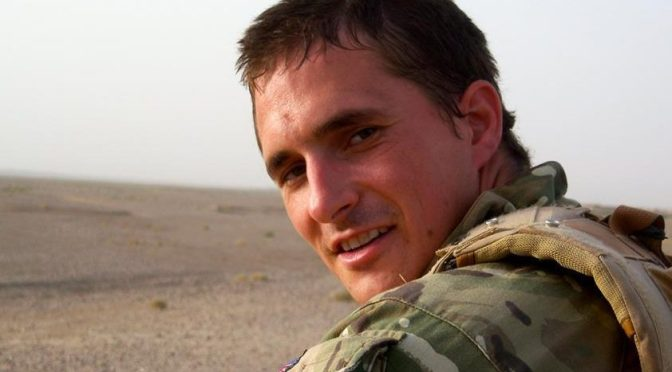 Johnny Mercer MP: Forces Champion