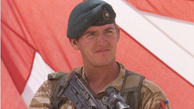 Sergeant Alexander Blackman released