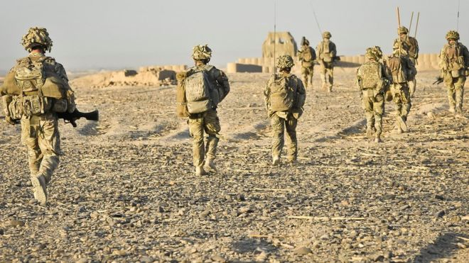 UK to send more troops to Afghanistan