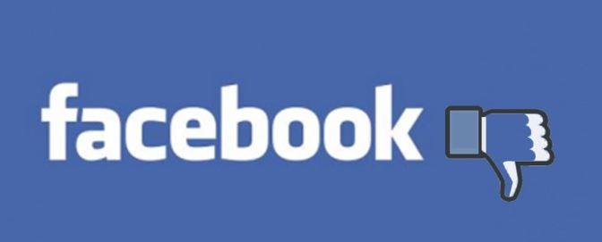 Is something hateful happening to Facebook?