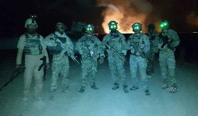 The truth about SAS shoot-to-kill night raids.