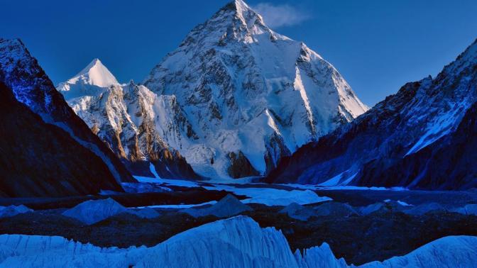 Ski descent of K2? No thanks.